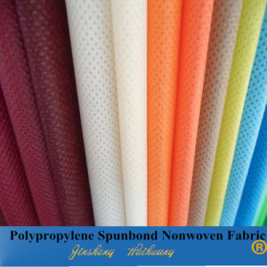 Eco-Friendly High Quality 100% PP Spunbonded Nonwoven Fabric