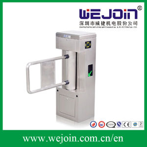 Vertical Access Control Gate with Traffic Light pictures & photos
