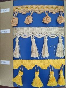 Low Price Tassel for Home Textile pictures & photos