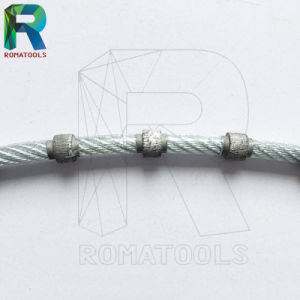 Diamond Wire Saws for Granite Quarry Marble Stone Cutting pictures & photos