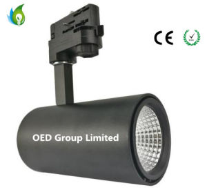 15W LED Track Lamp with Super Bright Citizen COB LED and Flicker-Free 120-130lm/W pictures & photos