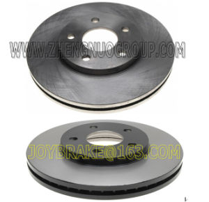 Japanese Car Accessories Cheap High Quality Brake Disc pictures & photos