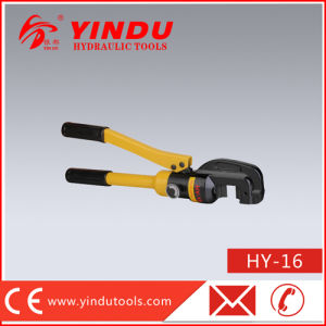 8t 16mm Hydraulic Rebar Cutter (HY-16) pictures & photos
