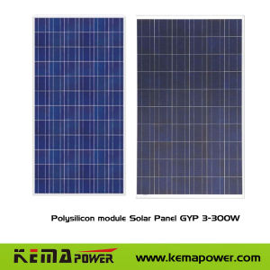 PV Solar Panel Gyp (3-300W) pictures & photos