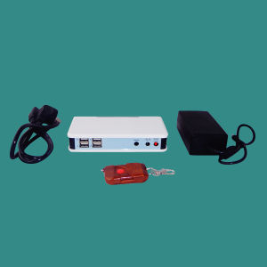 Alarm and Charging Anti Theft System for Tablet