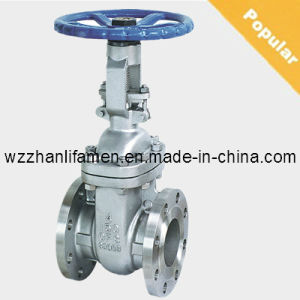 Manual Operated Gate Valve Z41h (API, DIN, GB) pictures & photos