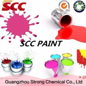 Good Quality and Good Flow Different Colors Spray Car Binder pictures & photos