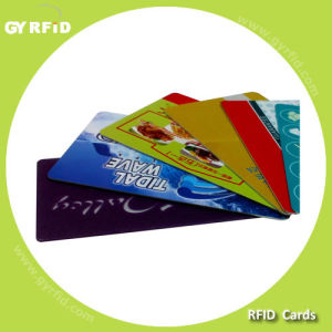 ISO Desfire EV1 2k Nfc Smart Card for RFID Tracking System (GYRFID) pictures & photos