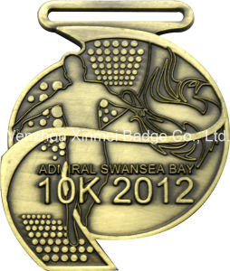 Custom Award Metal Souvenir Sports Trophy Athletic Medal