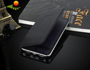 Waterproof Solar Power Bank 10000mAh Dual USB Portable Solar Panel Power Bank pictures & photos