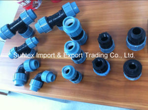 PP Compression Fitting for Water Suppy Irrigation pictures & photos