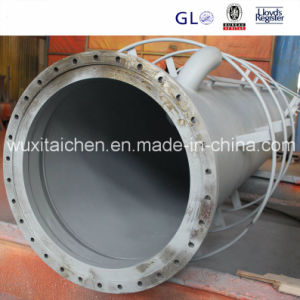 Steel Structure Fabrication Cylindrical Shell pictures & photos