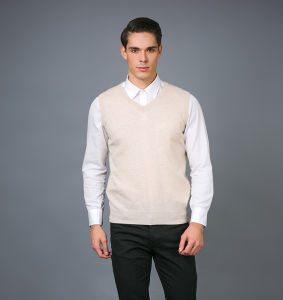 Men′s Fashion Cashmere Sweater 17brpv093 pictures & photos