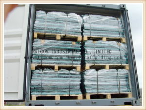 Galvanized Round Tube Type Scaffold Guardrails for Highway and Contruction pictures & photos