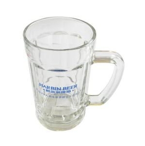 High Quality Glass Mug Wigh Good Price Kb-H0091 pictures & photos