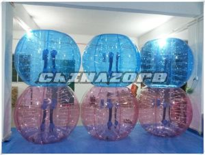 Fully Color Body Bumper Ball Inflatable Bubble Soccer