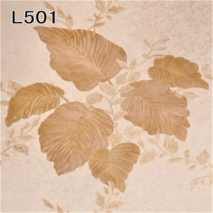 High Quality New Fashion Home PVC Wallpaper (550g/sqm) pictures & photos