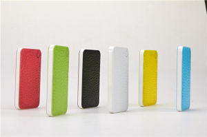 Super Slim and Extra Thin Dual USB Power Bank Emergency Power Bank Type Gadgets pictures & photos