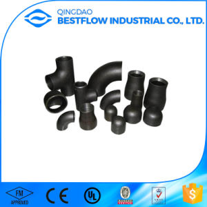Beveled Ends Seamless Butt Welded Fitting pictures & photos