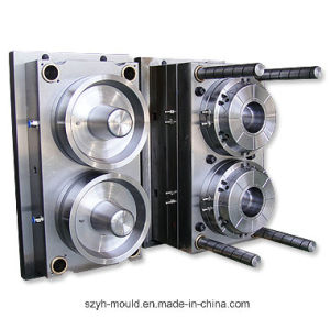 Plastic Thin Wall Multi Cavity Mould Iml Mould