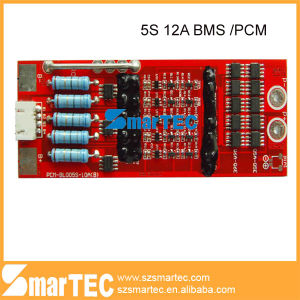 5s 18.5V Li-ion Battery PCB Circuit Board PCM