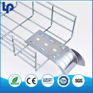 Hot DIP Galvanized UL Tested Wire Mesh Cable Tray Wire Trunking