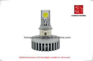 Motorcycle Light of LED Headlight A03 Three Side LEDs pictures & photos