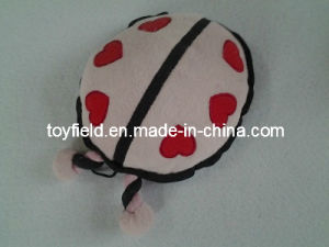 Rope Toy Pet Dog Stuffed Ladybug Dog Toy pictures & photos
