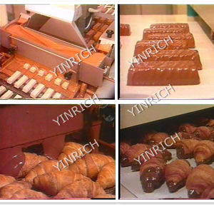 Chocolate Enrobing Machine (TYJ600) pictures & photos