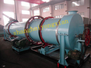 Sawdust Dryer (Large Capacity 1t/h-60t/h)