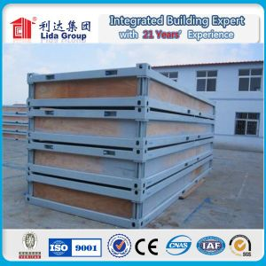 Building Flat Pack Container House Bathroom Container House Manufacturer pictures & photos