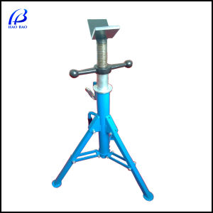 Threading Machines Pipe Support Tripod H402 pictures & photos