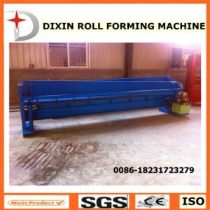 Dx Steel Sheet Hydraulic Cuting Machine pictures & photos