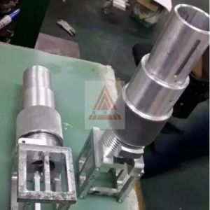 Machined Part with Precision Equipments