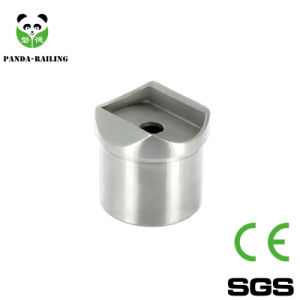 Balustrade Accessory / Railing Fitting / Tube Holder / Stainless Steel Handrail Adapter pictures & photos