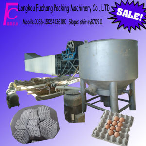 Fully Automatic Paper Pulp Molding Machine with Multi-Layer Drying Line
