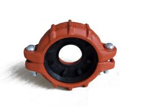 Ductile Iron Reducing Flexible Coupling pictures & photos