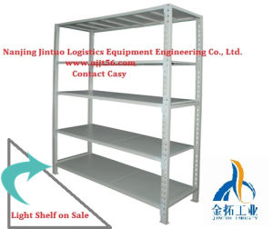 Light Duty Storage Shelf for Supermarketand Warehouse with CE Certificate pictures & photos