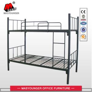Worker Student Dormitory Steel Metal Frame Bunk Beds pictures & photos
