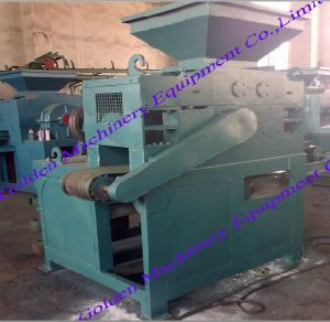 China Coal Charcoal Powder Four-Roller Briquette Ball Press Machine pictures & photos