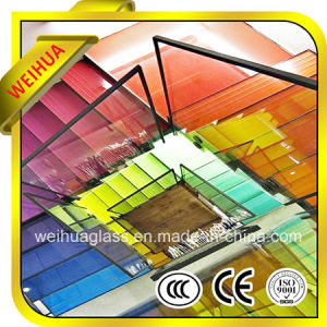 6.38mm Safety Tinted/Clear Laminated Glass Price with CCC/SGS/ISO9001 pictures & photos