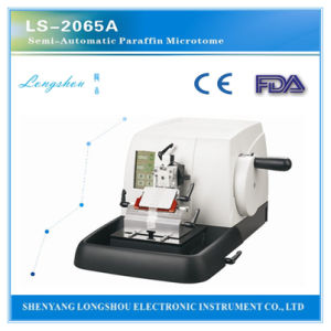 Paraffin Microtome (LS-2065A) pictures & photos