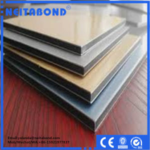 2mm 3mm 4mm Neitabond Aluminum Composite Panel for Curtain Bus Decoration pictures & photos