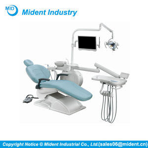 Comfortable Dental Unit Chair with Big-Size Cushion pictures & photos