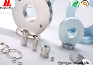 Ring Sintered NdFeB Neodymium Permanent Magnet of Rare Earth
