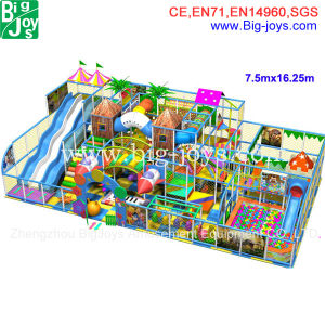 Hot Sale Children Indoor Playground, Labyrinth Maze pictures & photos