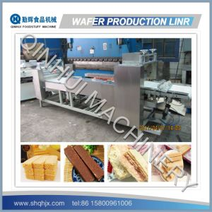 Complete Full Automatic Wafer Making Line pictures & photos