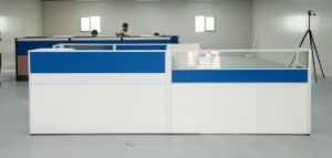 Single Modular Office Partition Workstation pictures & photos