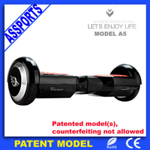 Smart Intelligent Electric Self Balance Scooter with Bluetooth for Children pictures & photos