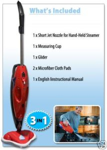 Ultra Steam Cleaner (USC1201) pictures & photos